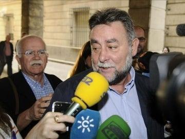 El exsecretario general de UGT-A Francisco Fernández Sevilla