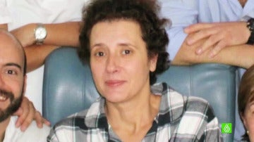 La técnico de enfermería Teresa Romero