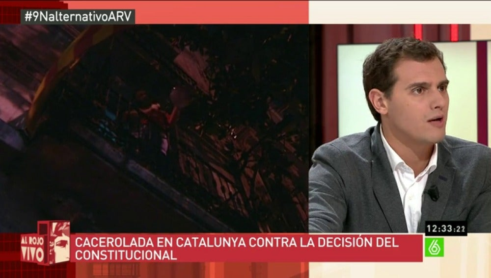 Rivera en ARV