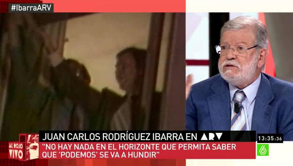 Rodríguez Ibarra en ARV