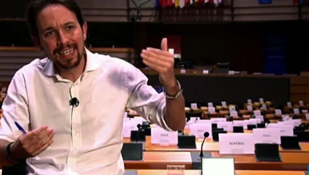 Pablo Iglesias en laSexta Columna