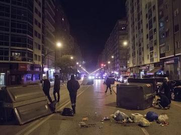 Las manifestaciones contra la remodelación de la plaza de toros sacuden Burgos