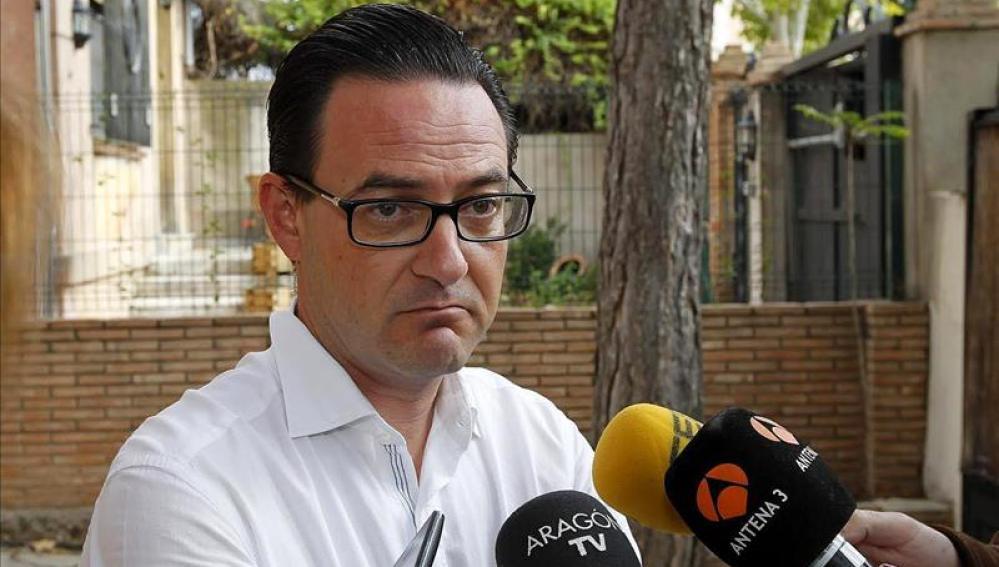 Carlos Muñoz, diputado popular por Teruel, dimite por realizar viajes privados con cargo al Congreso