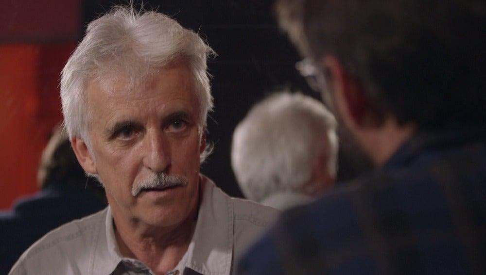 Kiko Veneno y Jordi Évole en 'Salvados'