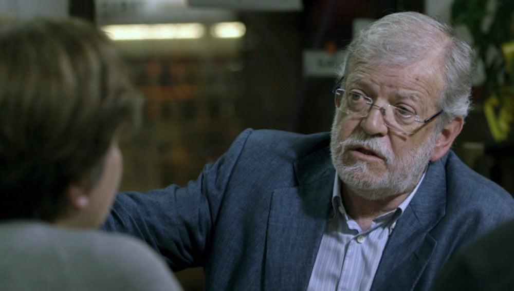 Juan Carlos Rodríguez Ibarra en 'Salvados'