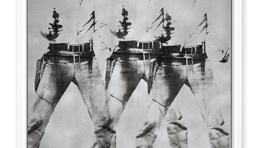 Un banco alemán subasta cuadros de Andy Warhol para sanear sus cuentas