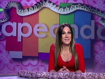 Joaquín Reyes encarna a Cristina Pedroche