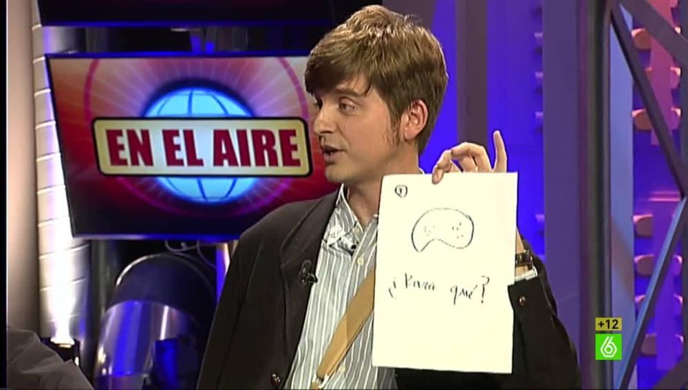 Marc Giró y sus dibujos