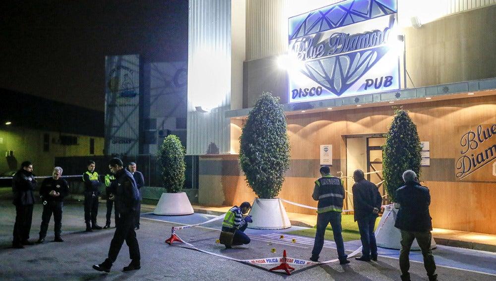 Cuatro detenidos por su implicación en la muerte de dos personas en una discoteca de Murcia