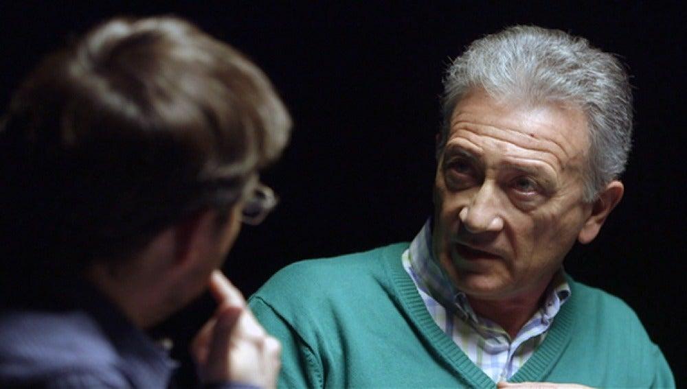 Gustavo García, director de la Casa de Amparo y del Albergue Municipal de Zaragoza