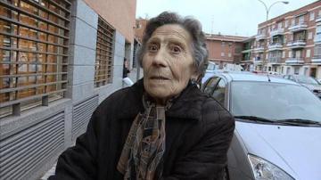 La anciana de Vallecas
