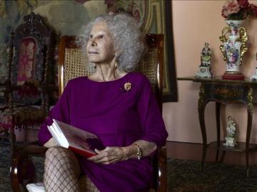 La duquesa de Alba en una imagen de archivo