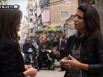 Ana Pastor en Trípoli