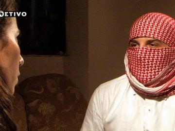 Ana Pastor entrevista a Ahmed