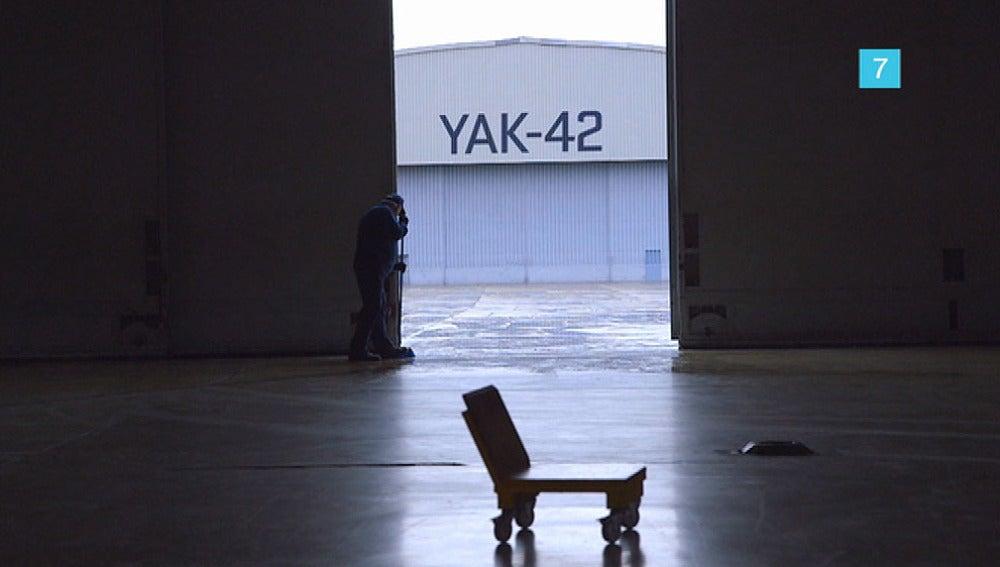 Víctimas YAK-42