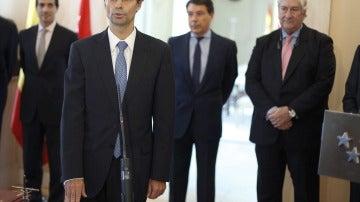 Javier Maldonado toma posesión como consejero de Sanidad de la Comunidad de Madrid