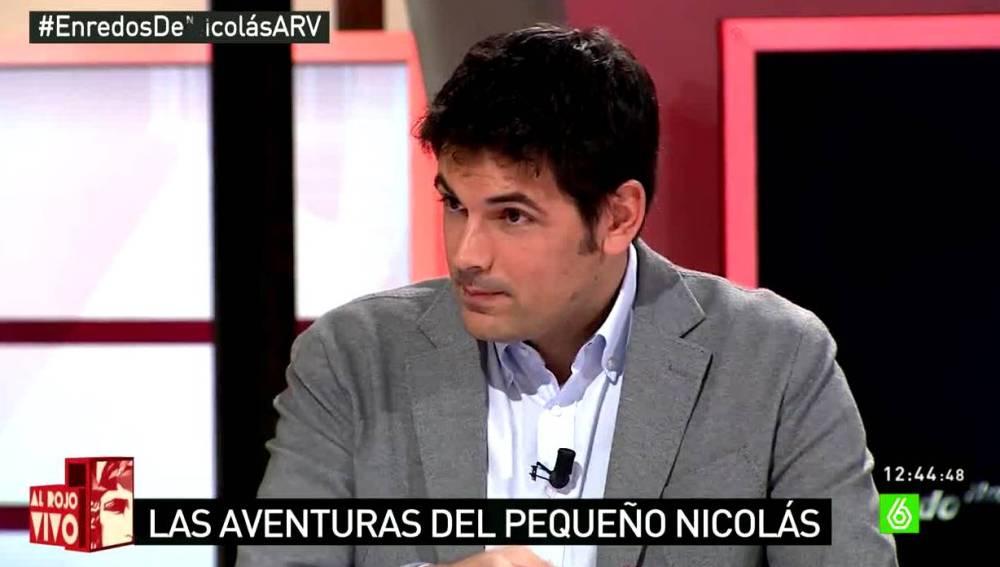 José María Olmo en ARV