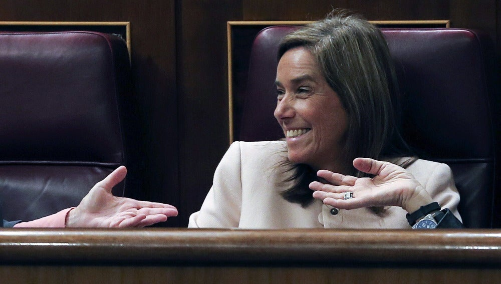 La exministra de Sanidad Ana Mato en el Congreso de los Diputados