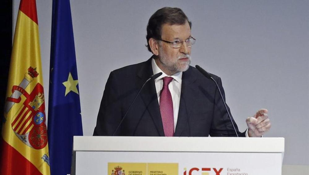 """Mariano Rajoy: """"La crisis ya es pasado en muchos aspectos"""""""