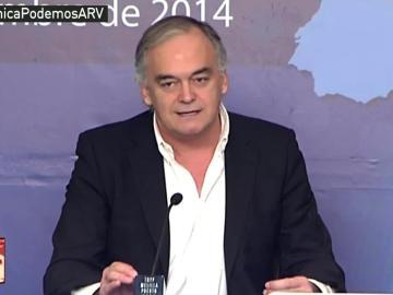 González Pons, sobre Podemos