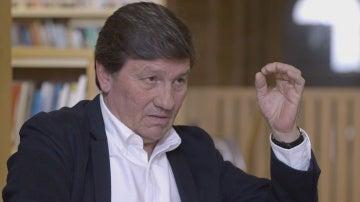 Antonio Gutiérrez en 'Salvados'