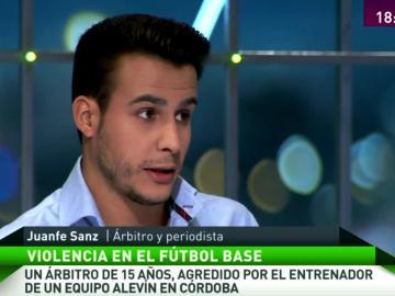 Juanfe Sanz en MVT