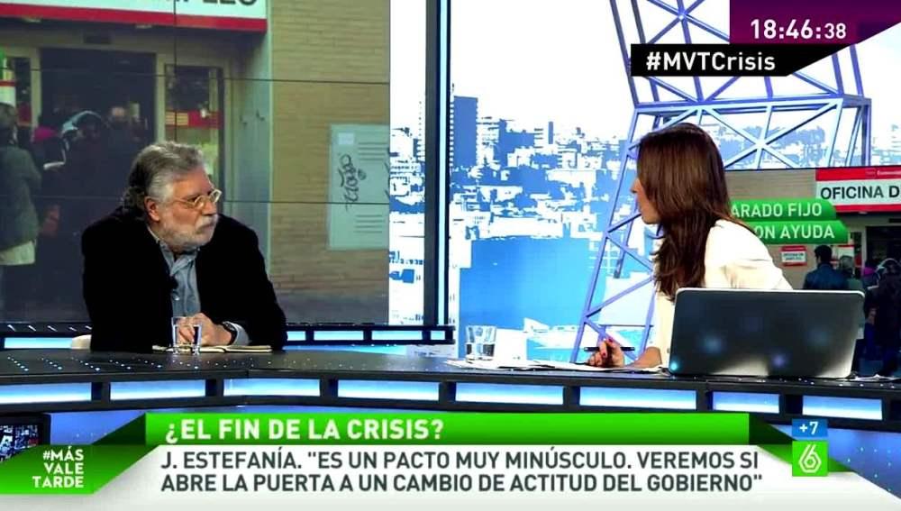 Joaquín Estefanía en MVT