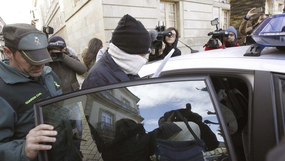 Miguel Rosendo, el líder de la Orden de los Miguelianos, pasa su primera noche en prisión