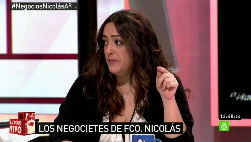 Patricia López en ARV