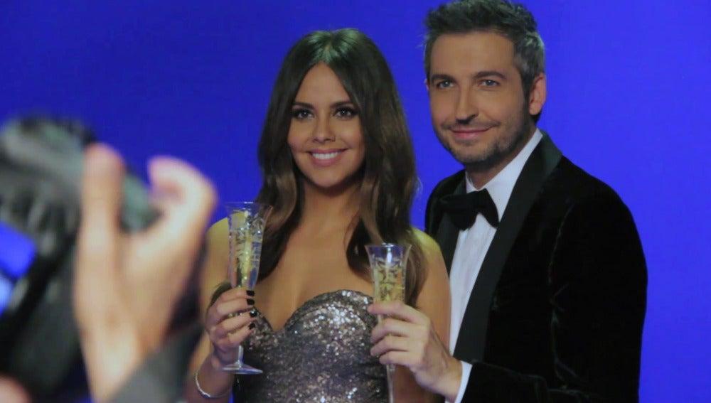 Cristina Pedroche y Frank Blanco darán las campanadas