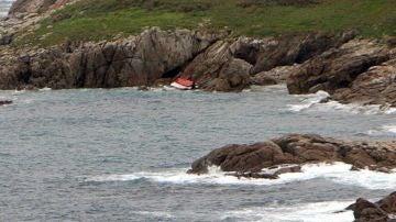 Fallece un marinero jubilado tras naufragar su embarcación