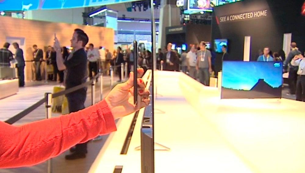 El televisor más fino del mundo