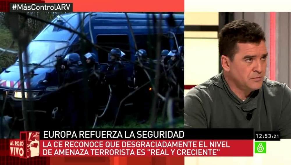 Carles Quílez en ARV