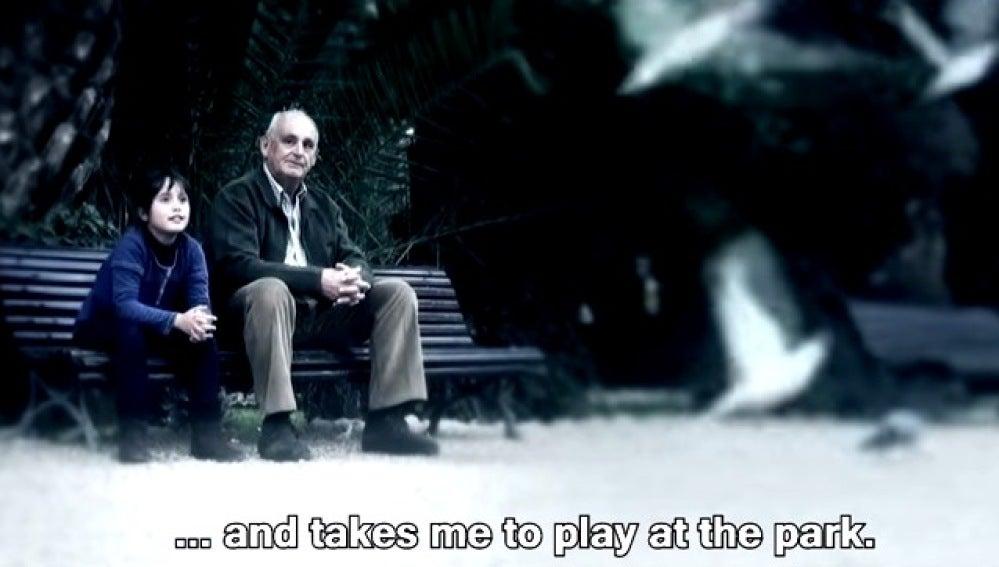 Fotograma del vídeo Mami, homenaje a los muertos por Hepatitis C