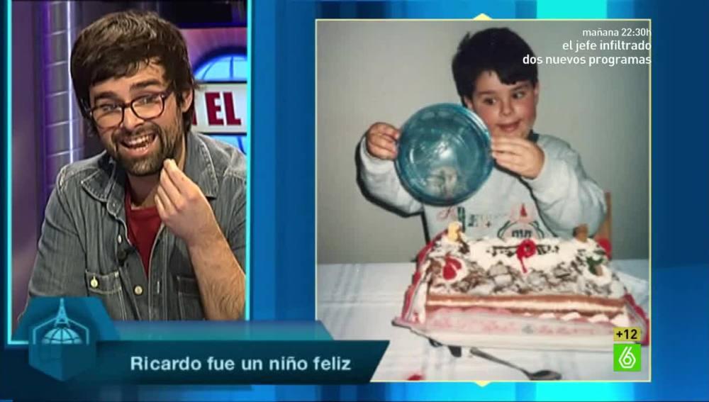Ricardo Moure habla sobre obesidad