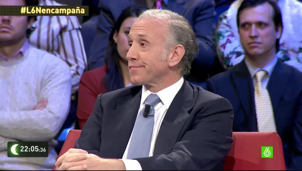 """Eduardo Inda a Irene Montero: """"El mantra de que doy votos a Podemos lo utilizáis para taparme la boca"""""""