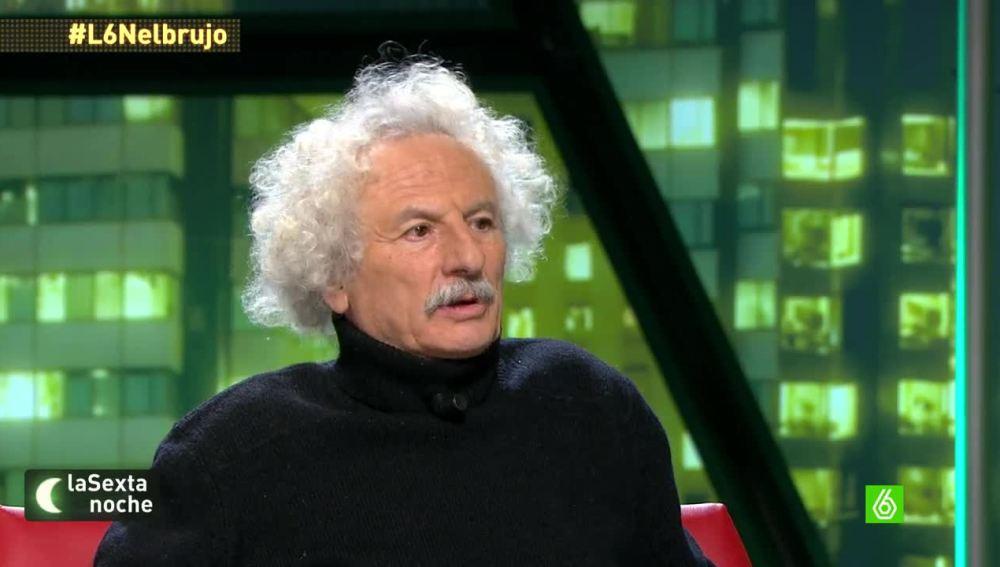 """Rafael Álvarez, 'El Brujo': """"Pablo Iglesias parece un papagallo conectado a un archivo de datos"""""""