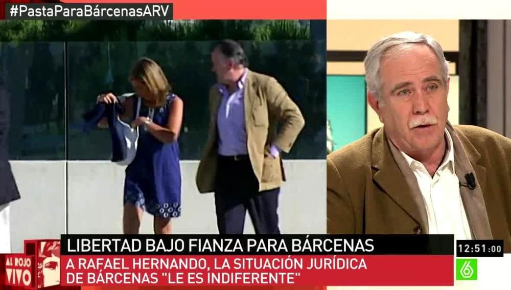 Pérez Henares en ARV