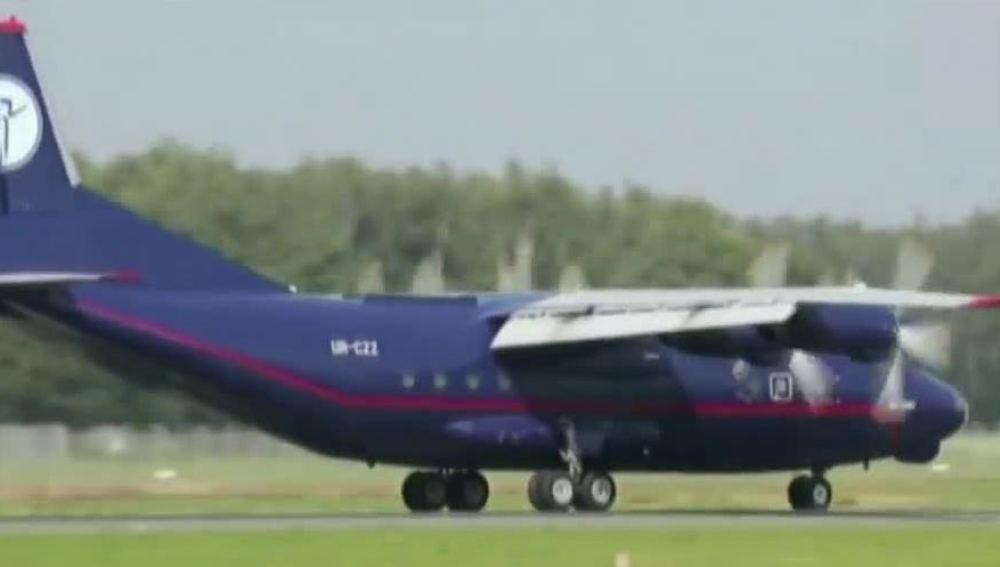 El ruido de un avión carguero de fabricación rusa desata protestas por toda España