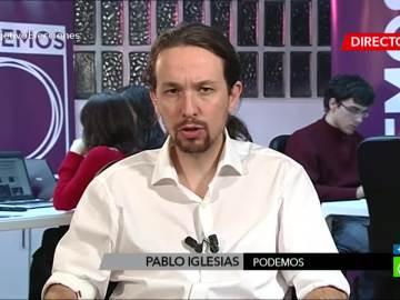 """Pablo Iglesias: """"En Grecia se ha agitado el miedo, y a pesar de ello han votado por el cambio"""""""