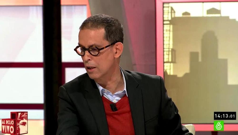 Pedro Zerolo en ARV