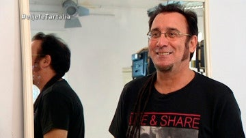 camboi de look de el jefe infiltrado de tartalia