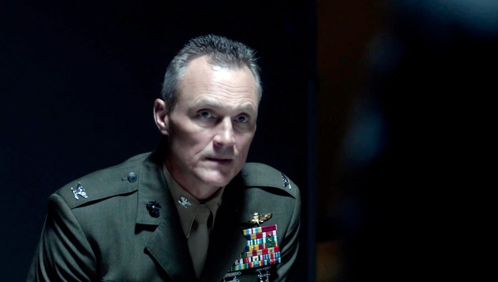 El coronel Raymond confiesa