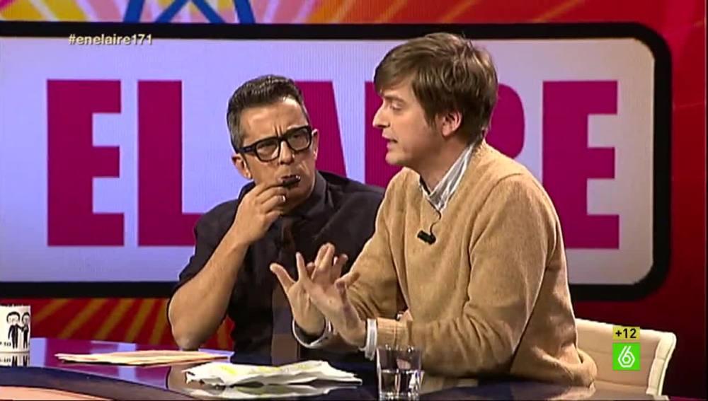 Marc Giró y Andreu Buenafuente