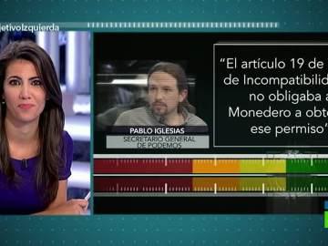 Prueba de verificación Pablo Iglesias