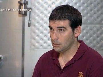 Raúl no se cree lo que ha apsado