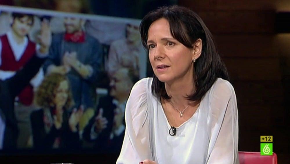 La expresidenta del CIS Belén Barreiro