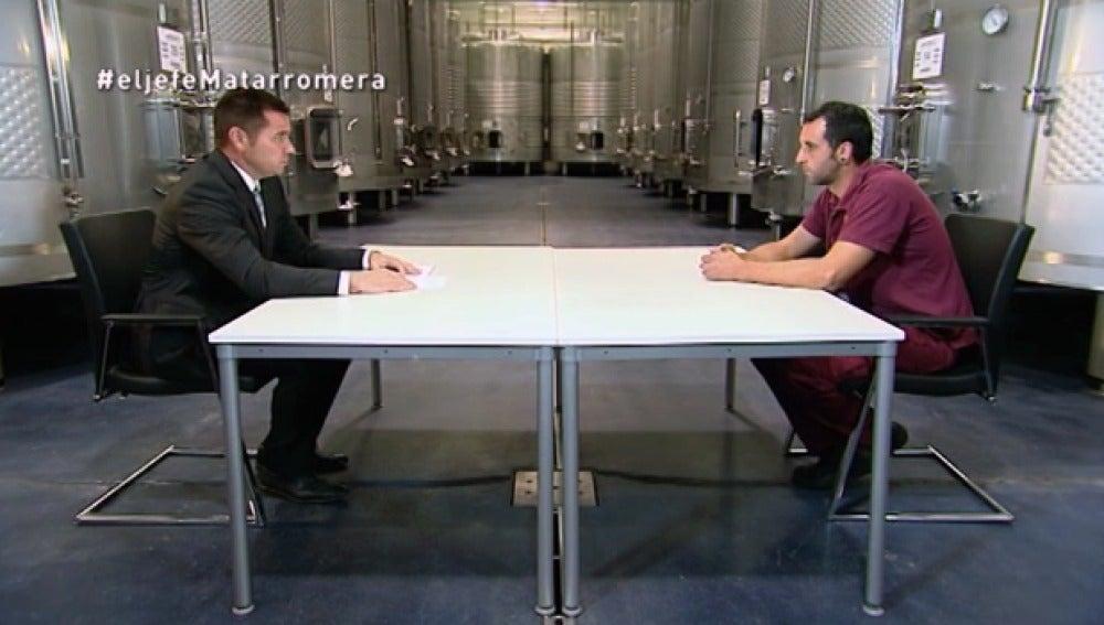 Alejandro se ve las caras con 'El Jefe Infiltrado'