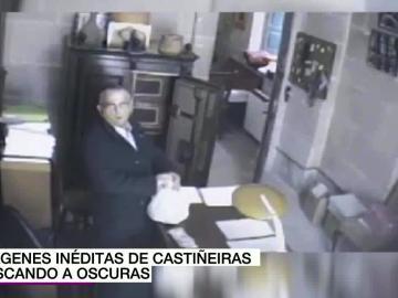 Castiñeiras, ladrón del Códice Calixtino