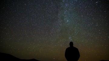 Esperando a la lluvia de estrellas